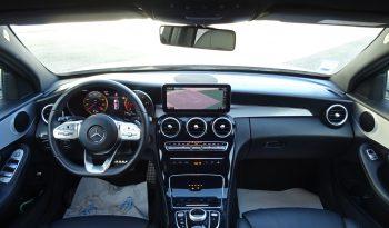 MERCEDES-BENZ C 220 d AMG Line Aut. cheio