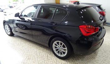 BMW 116 D Efficient Dynamic Aut. (5p) cheio