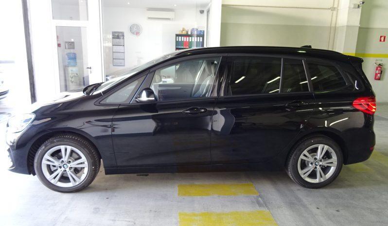 BMW 216d Grand Tourer Advantage 7Lug/AUT. cheio