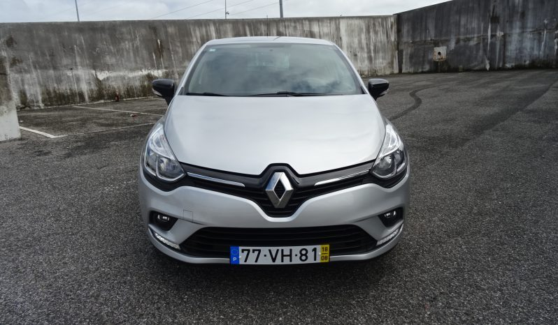 RENAULT Clio 0.9 TCe Limited Edition GPS (5p) cheio