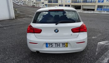 BMW 116 D Efficient Dynamics Auto/GPS (5p) cheio